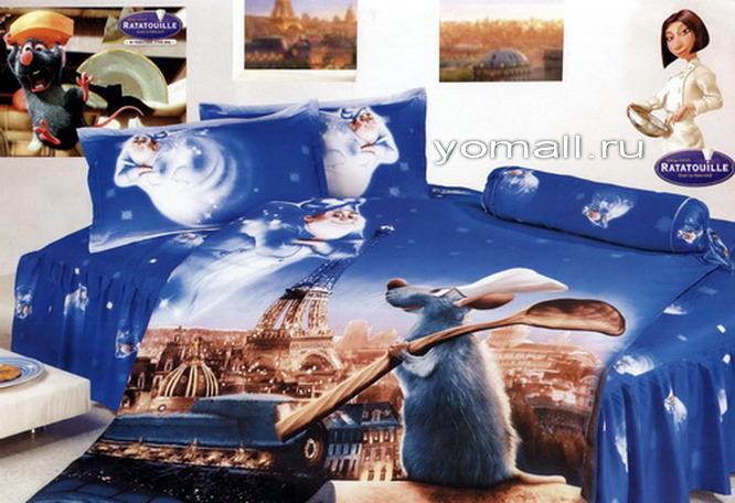 Детское постельное белье Винкс Тачки Человек Паук Лунтик магазин Седьмой Сон yom
