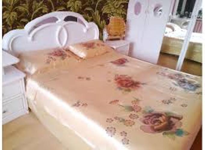 Натуральное шелковое постельное белье для вас. Ручная роспись
