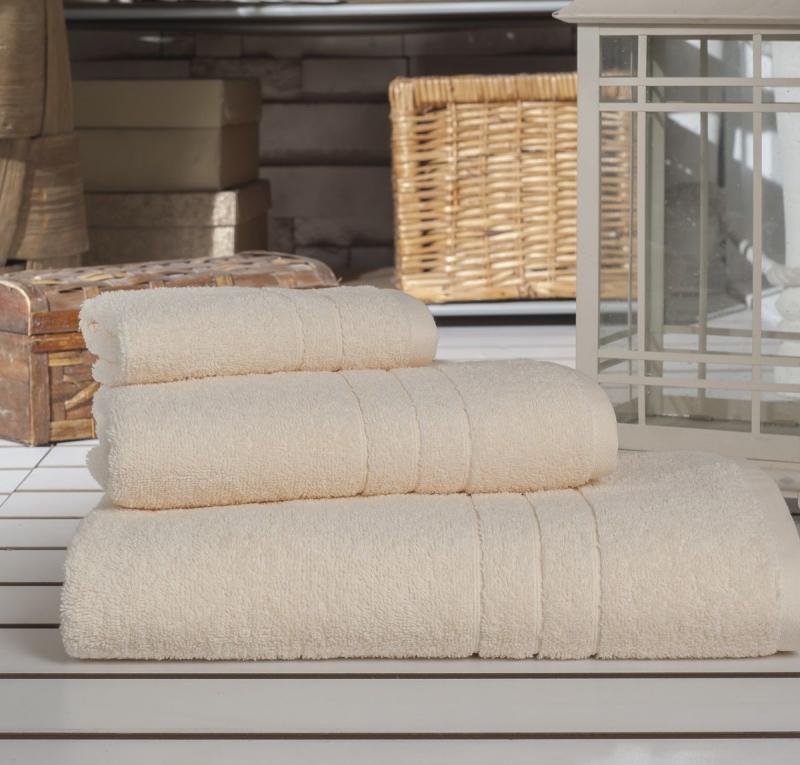 Мягкие махровые полотенца для бани